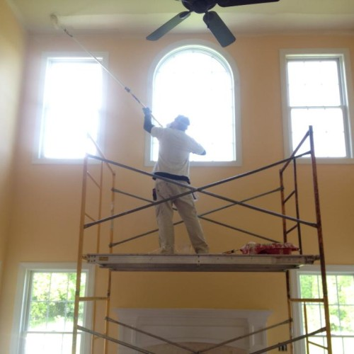 Cost Of Painting Two Story Foyer : How much does it cost to paint in mechanicsburg the