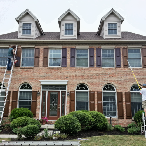 Just Add Paint, exterior painting in Camp Hill, PA