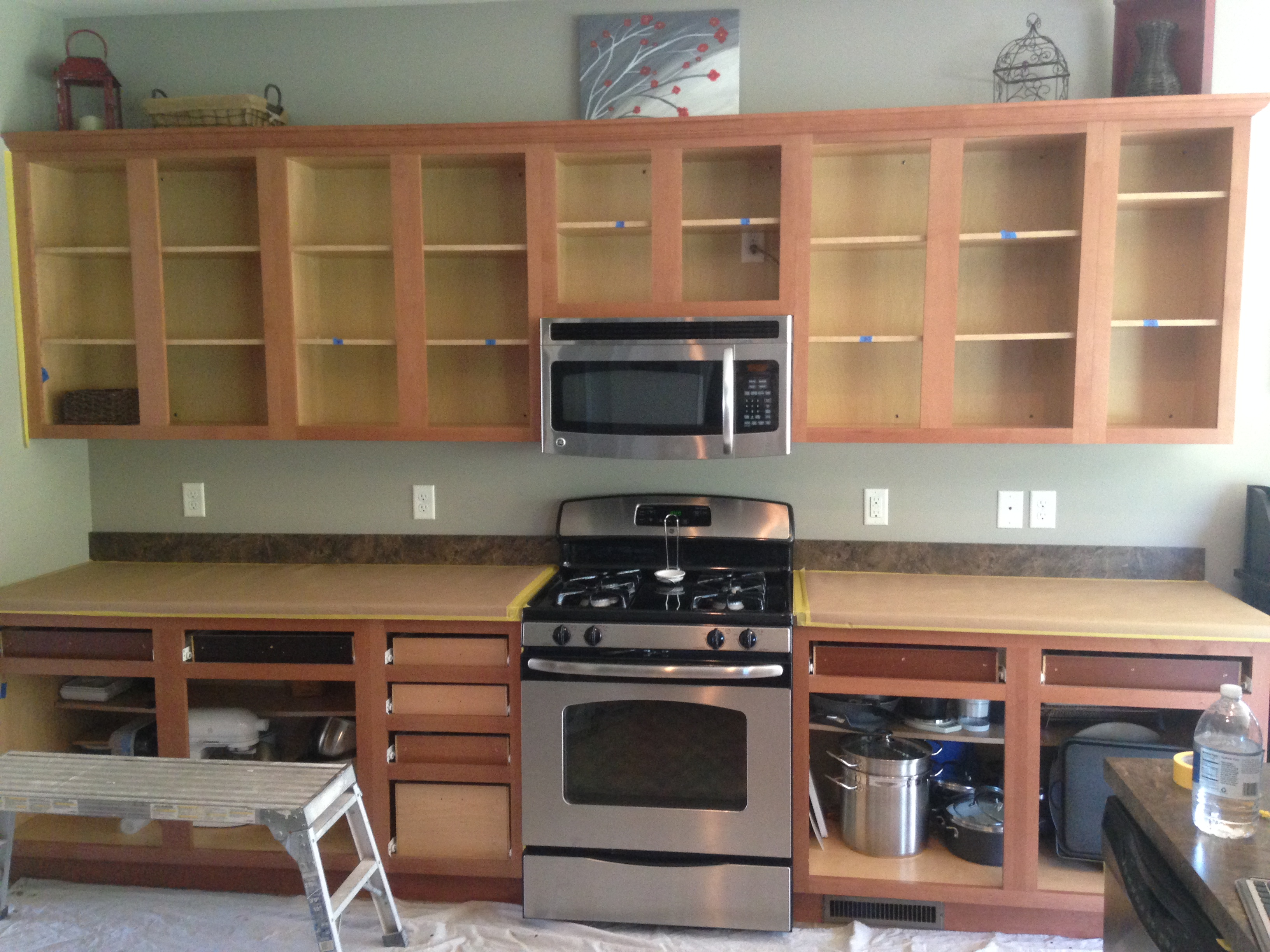 House Painting Ideas For The Kitchen - How to Paint ...