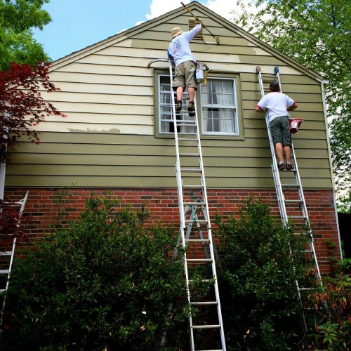 Just Add Paint, painting exterior wood in Harrisburg, PA
